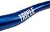 Reverse Triple X Lenker 820mm Ø31,8mm dunkelblau